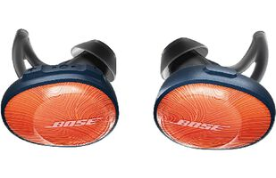 Bose SoundSport® Free Wireless In-Ear Headphones Orange/Navy