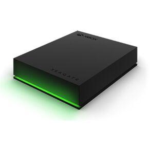 Seagate 4TB Xbox Game Drive Portable Harddrive - Black