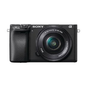 Sony A6400 Mirrorless Camera with 16-50mm Lens