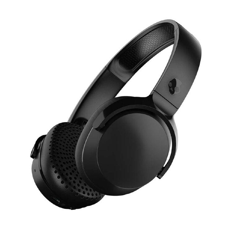 Skullcandy Riff Wireless On Ear Headphones - Black, , hi-res