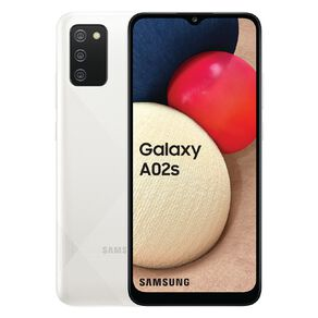 Samsung Galaxy A02s Awesome White