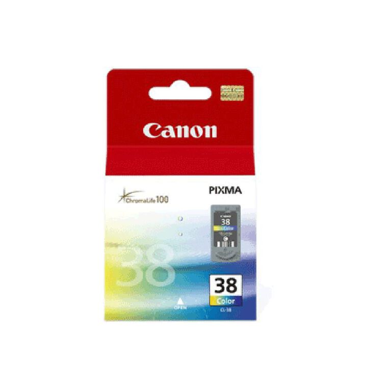Canon CL38 Ink Fine Tri - Colour, , hi-res