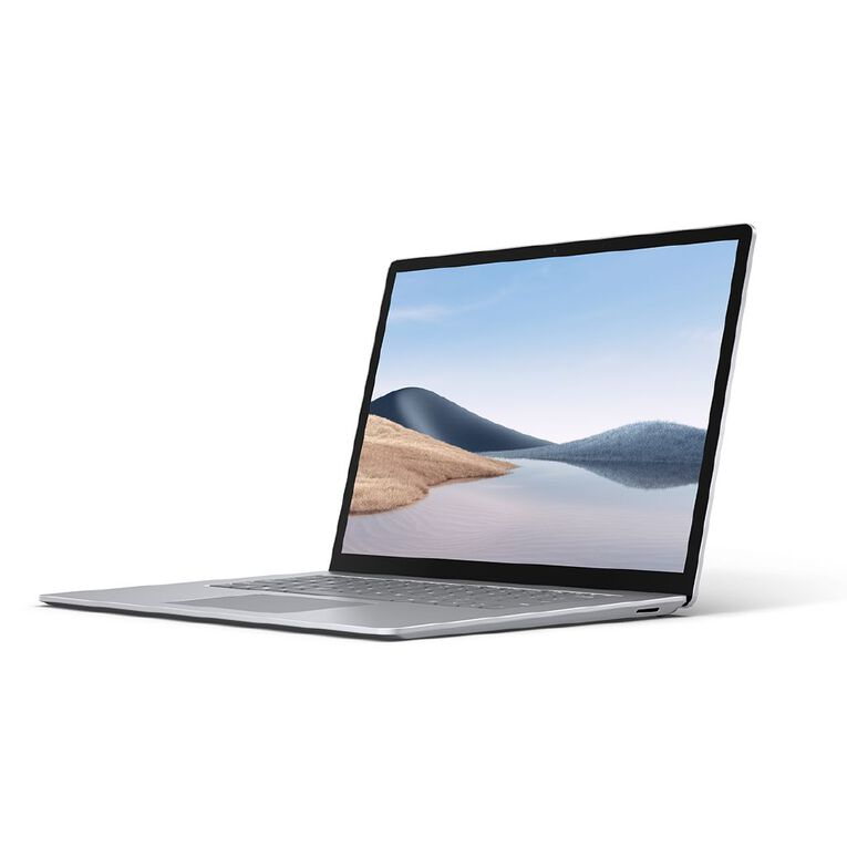 "Microsoft 15"" Surface Laptop 4 AMD Ryzen 7-4980U 8GB RAM 256GB SSD Storage - Platinum, , hi-res"