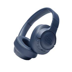 JBL Tune 710BT Wireless Over-Ear Headphones - Blue
