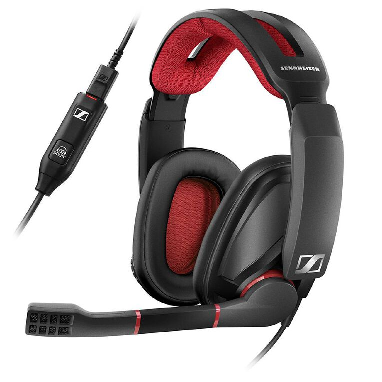 EPOS Sennheiser GSP 350 PC Gaming Headset Surround Sound, , hi-res
