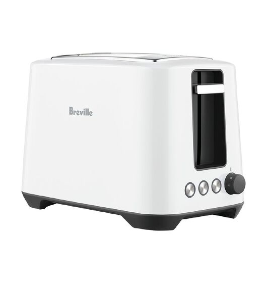 "Breville the ""Lift and Look"" Plus 2 Slice Toaster - White"