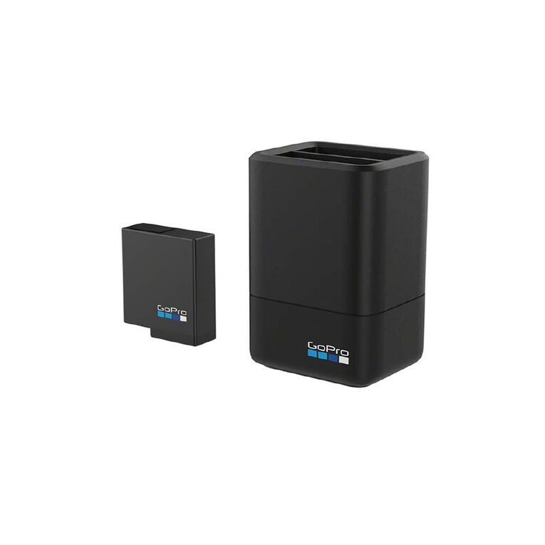 GoPro Dual Battery Charger + Battery for Hero 5, 6 and 7 Black, , hi-res