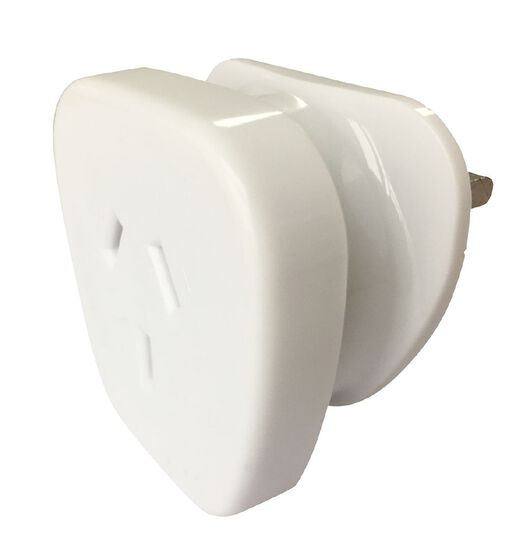 Endeavour Outbound Travel Adaptor - UK, Hong Kong