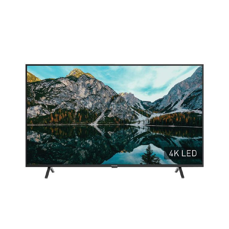 "Panasonic 50"" JX600 4K LED 2021 Television, , hi-res"