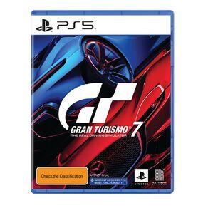 Sony PS5 GRAN TURISMO 7