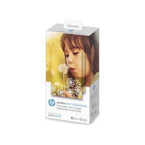 "HP Sprocket 4x6"" Photo Paper & Cartridges"