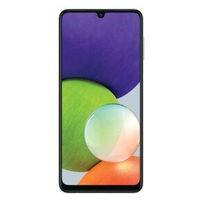 Samsung Galaxy A22 4G 128GB with 2D Sim - Black