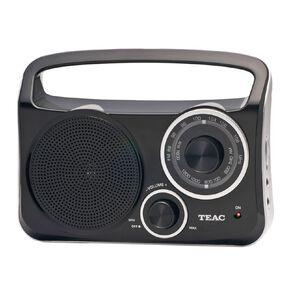 Teac AM/FM Portable Radio with Aux Input