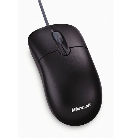 Microsoft Basic Optical Wired Mouse Black