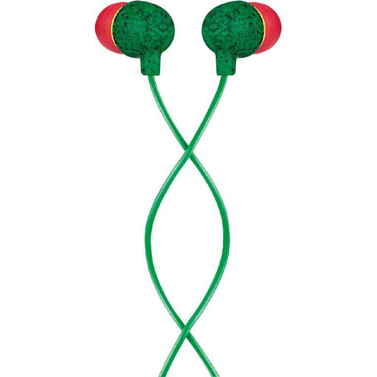 Marley Little Bird In-Ear Headphones - Rasta, , hi-res