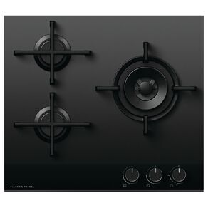 Fisher & Paykel 60cm Gas on Glass Cooktop