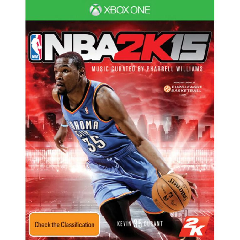 Xbox One NBA 2K15, , hi-res