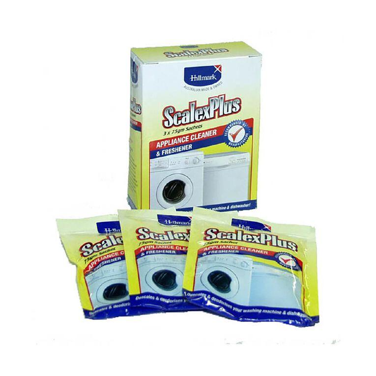 Hillmark 3 Pack Dishwasher & Washing Machine Cleaner, , hi-res