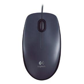 Logitech Corded Mouse M90