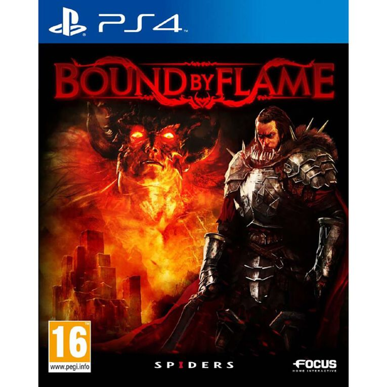 PlayStation 4 Bound by Flame, , hi-res