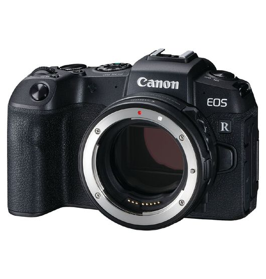 Canon EOS RP Body With EF Adapter
