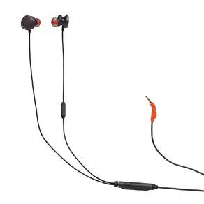 JBL Quantum 50 In-Ear Gaming Headset - Black