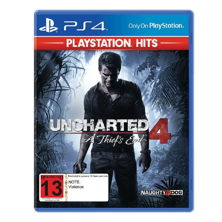 PlayStation 4 HITS Uncharted 4: A Thief's End, , hi-res