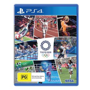 PlayStation 4 Olympic Games Tokyo 2020: The Official Video Game - PS4