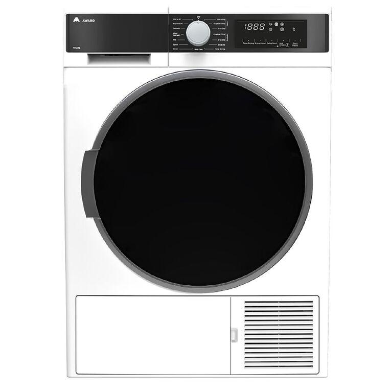 Award Heat Pump Dryer - 8KG, , hi-res