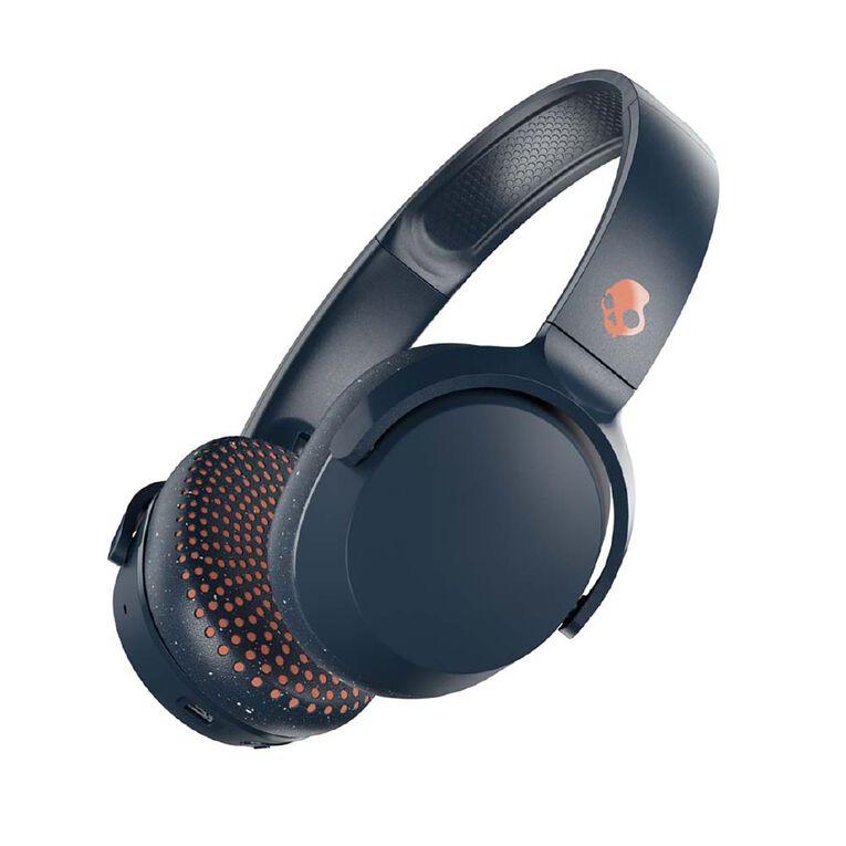 Skullcandy Riff Wireless On Ear Headphones - Blue/Speckle/Sunset, , hi-res