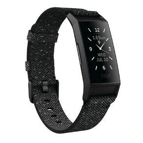 Fitbit Charge 4 SE Granite Woven / Black Aluminium
