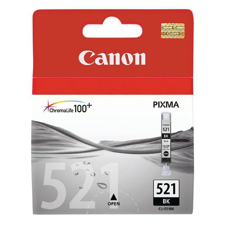 Canon CLI521BK Ink Black, , hi-res