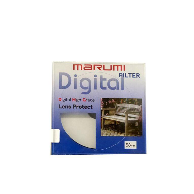 Marumi 58mm Circular Polarizing Filter, , hi-res
