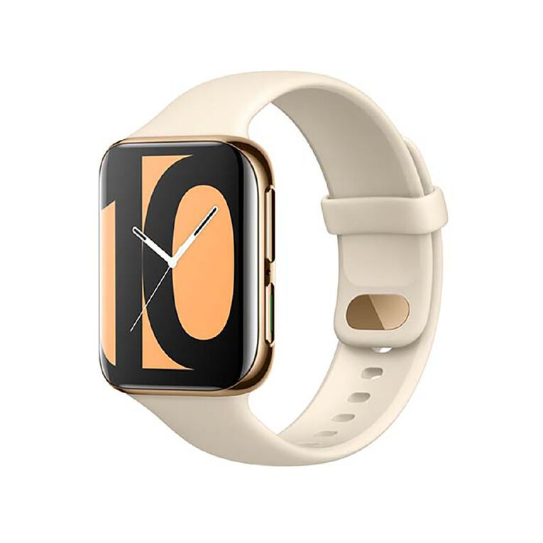 OPPO Watch 46mm - Glossy Gold, , hi-res