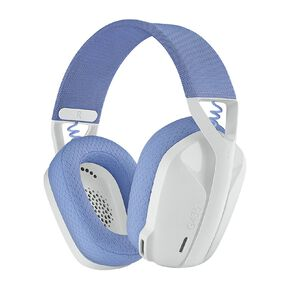 Logitech G435 LIGHTSPEED Wireless Gaming Headset - White