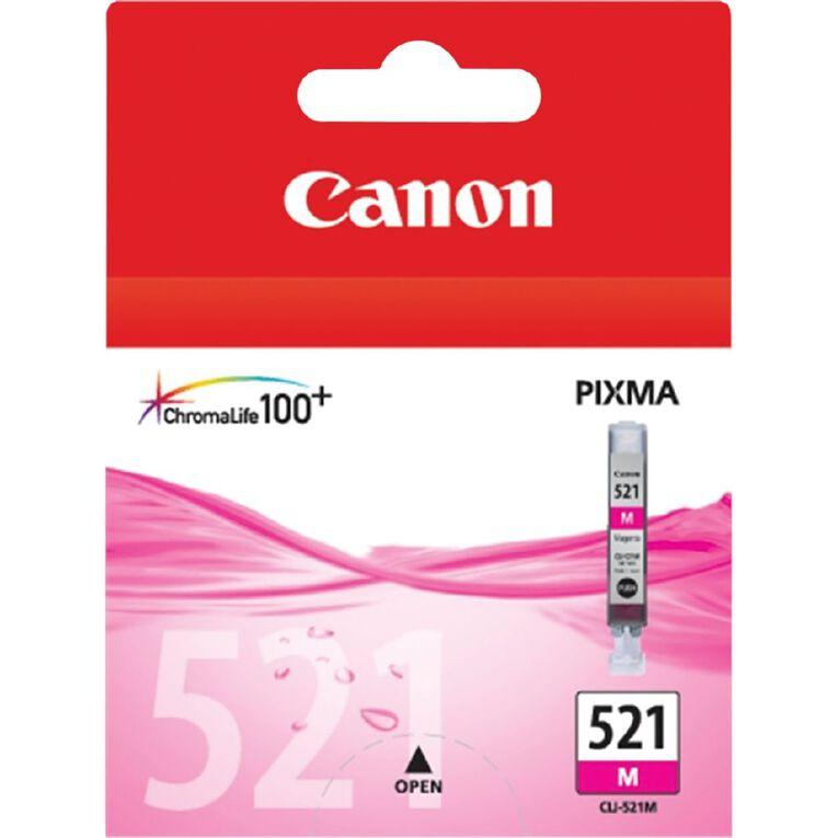 Canon CLi521M Ink - Magenta, , hi-res