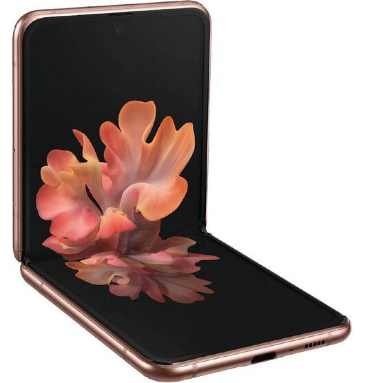 Image of Galaxy Z Flip 5G - Mystic Bronze