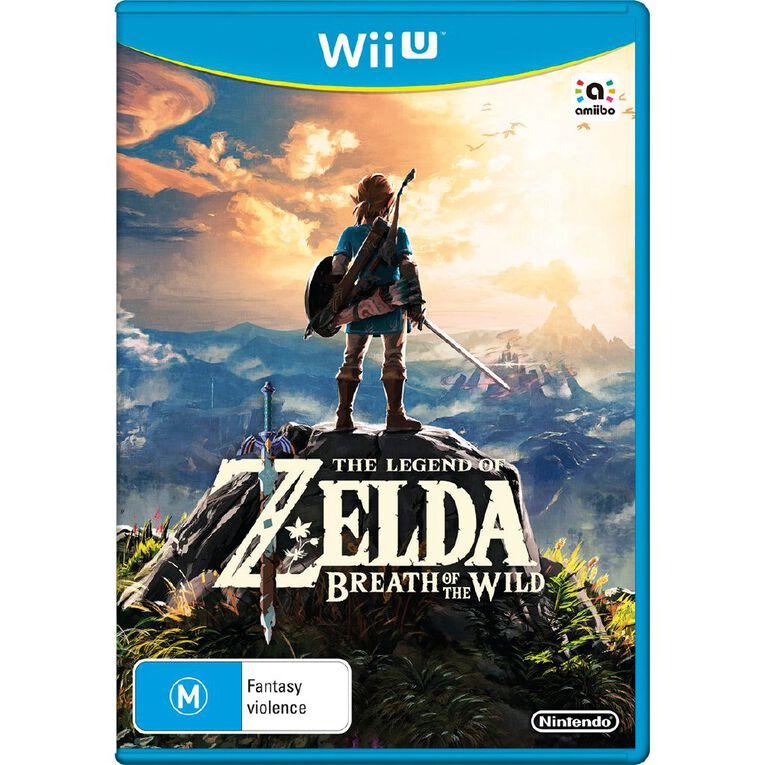 Nintendo The Legend of Zelda: Breath of the Wild, , hi-res