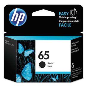 HP 65 Ink - Black
