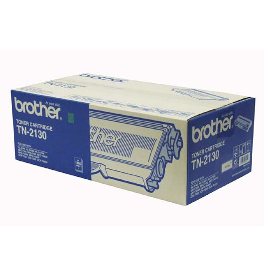 Brother TN2130 Toner - Black