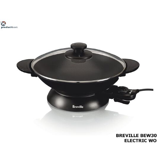 Breville Electric Wok
