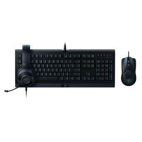 Razer Power Up Gaming Bundle - Cynosa Lite Viper Kraken X LITE