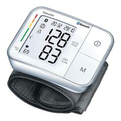 Beurer Bluetooth Wrist Blood Pressure Monitor