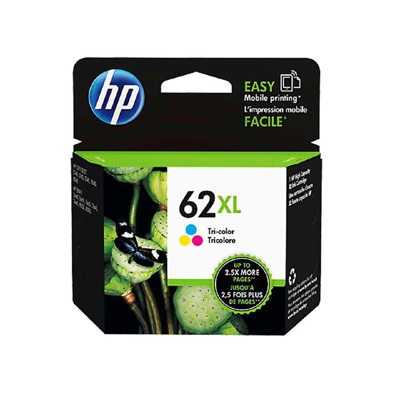 HP NO.62XL Tri-Colour Ink Cartridge, , hi-res