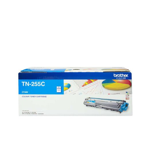 Brother TN255C Toner -Cyan