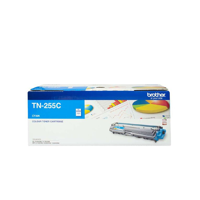 Brother TN255C Toner -Cyan, , hi-res