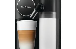 Nespresso Delonghi Gran Lattissima Sunset Black