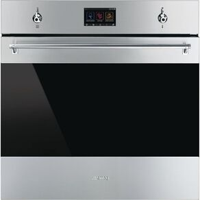 SMEG 60cm Thermoseal Self Cleaning Pyrolytic Wall Oven