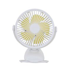 Sheffield Rechargeable Clip Fan