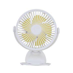 Sheffield Rechargeable Clip Fan
